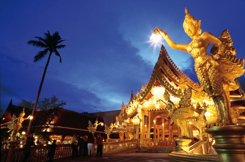 Phuket Thailand  city photo : Green Andaman Travel Phuket Sightseeing and Fantasea Show