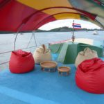 Relax on a similan snorkel liveaboard