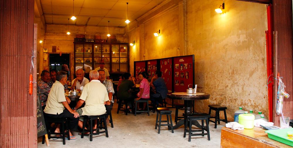 Takuapa old town coffee shop