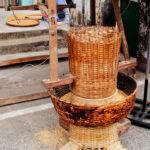 The rice hulling equipment