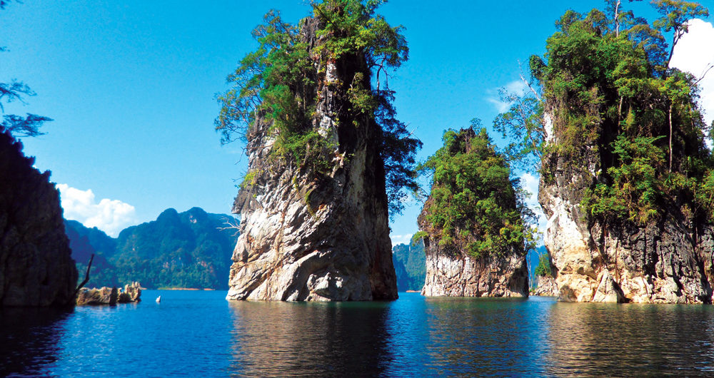 Our popular Khao Sok tour, Explore Khao Sok Lake