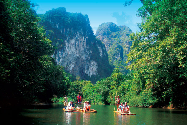 Popular Khao Sok Tour - Khao Sok Raft Expedition