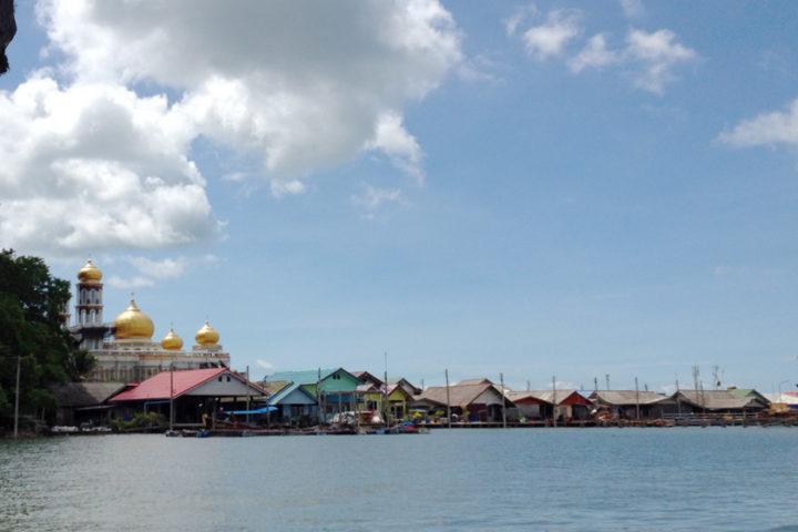 Koh Panyi Phang Nga bay