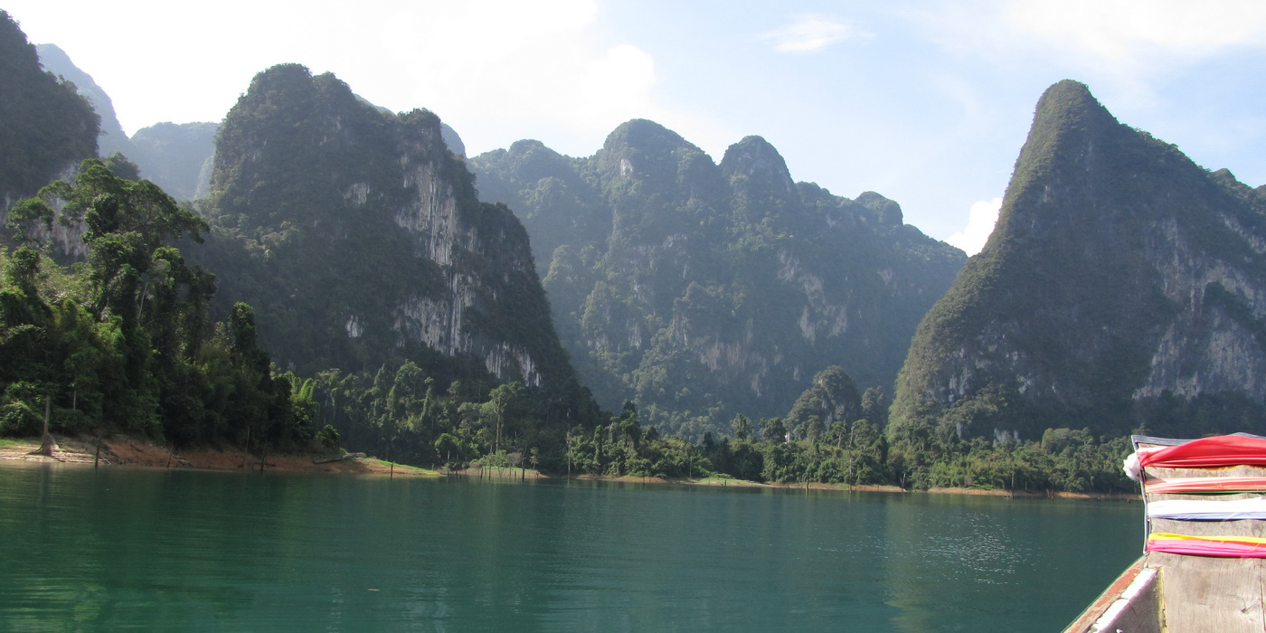 Khao Sok Lake Explorer 1 Day Trip