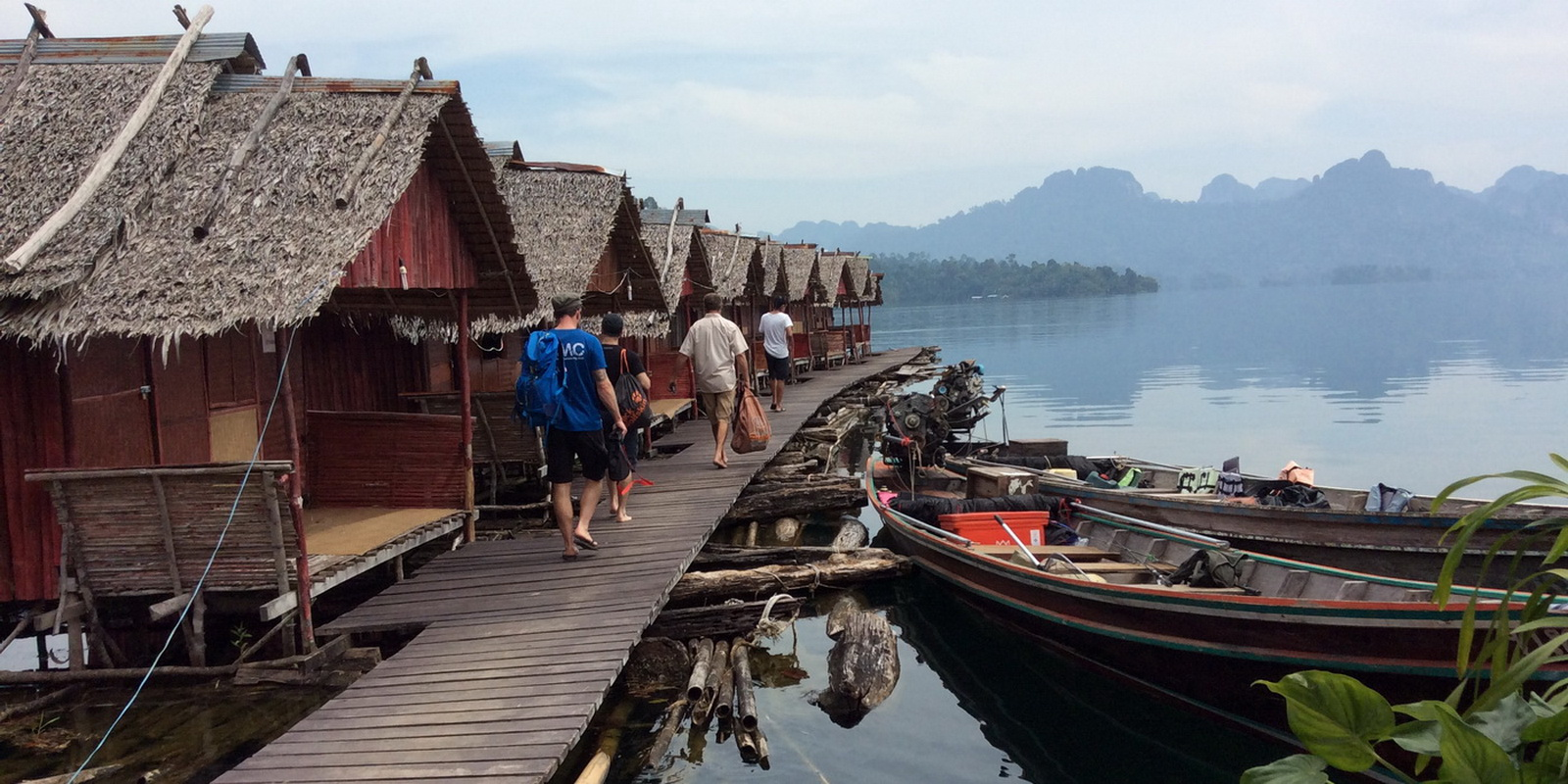 Khao Sok Jungle and Lake Exploration 3 Days 2 Nights