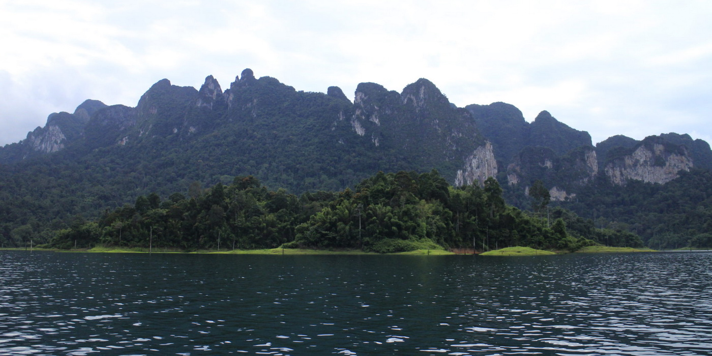 Khao Sok Jungle Expedition 2 Days 1 Night
