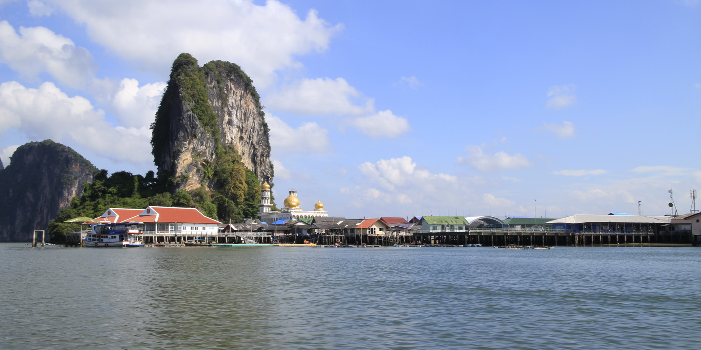 Phang Nga Bay et Île de James Bond